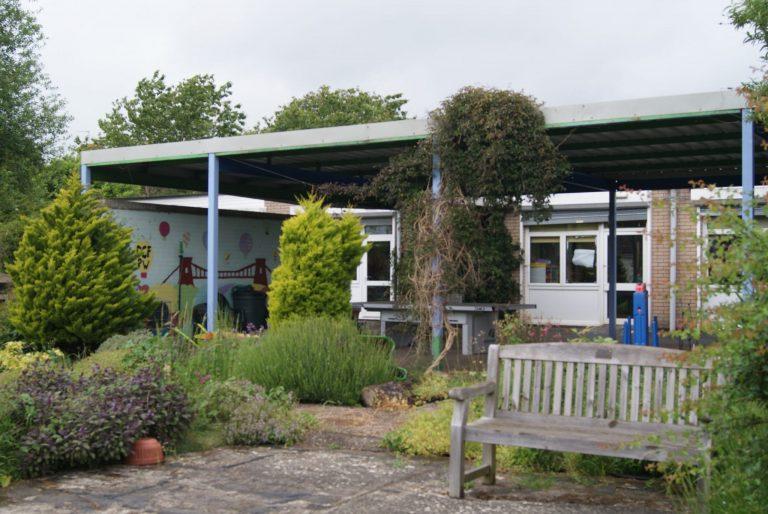 Garden at Haven Community Bristol